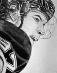 Sidney Crosby 4 by skepticmeek