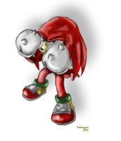 Knuckles by koborquez
