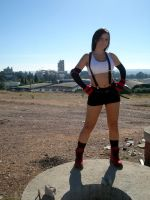 Tifa cosplay by Val-Raiseth