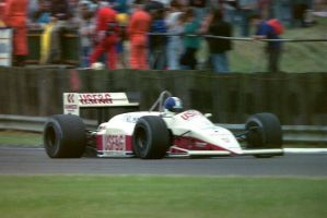 Derek Warwick (Great Britain 1987) by F1-history