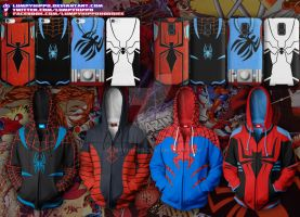 Spider-Man: Red And Blue 2 by lumpyhippo