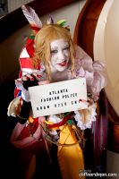 DC: Clown Fashion Police by burloire