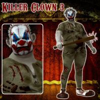 Killer Clown 3 by zememz