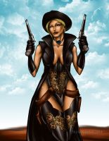 Commission  Carrie A  Gunn By Venneccablind-d891fu by lockett730