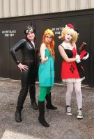 Gotham City Sirens 1 ACen 2015 by Teddy-sol