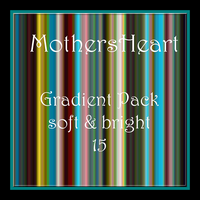 SoftBright Gradient Pack by MothersHeart