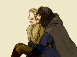 fili and kili by yollo8