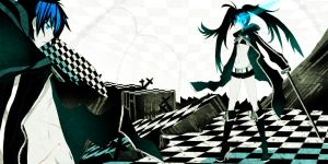 BlackRockShooter by Dizdoodle