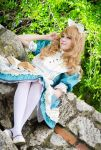 Alice and her book - Sakizo's Wonderland by Shu-Maat