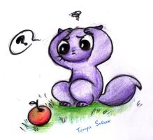 Apple? by solray-chan