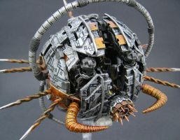 Movie Unicron 2 by Jin-Saotome
