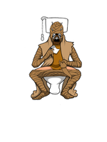 Tusken toilet trouble by yayzus
