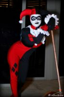 Harley Quinn: Queen of Crime by Enasni-V