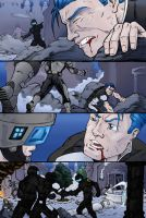 The Elysian Graphic Novel pg 1 Color by TheElysian