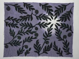Moonlight - Quilt by Threads-Of-Meaning