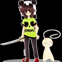 [GIF] Are you ready lil Panda friend? by Nadi-Chan