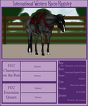 Enzo Beta Ref by FallbrookeEC