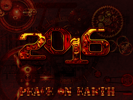 2016 by xanvader