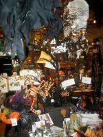 Halloween Display 1 by penny-duchess-stock