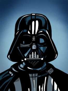 Darth Vader - Villain profile by attiba