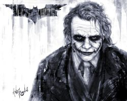 Joker wallpaper by skyknightnd
