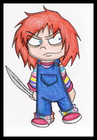 Chucky by Freak-Egg