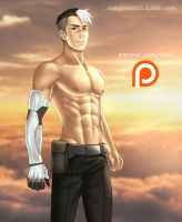Shiro by Marchell-Finch