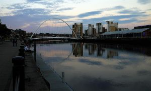 tyne crossing by awjay