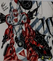 METROPLEX CITY GUNNER by Mjones456