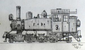 F and D 2-6-2T by simulatortrain