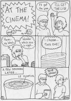At The Cinema by The-Mysterious-MJ