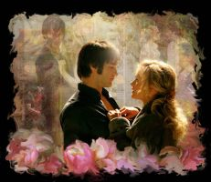 Romance - Bill and Sookie from Season 2 by KathleenCasey