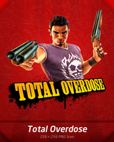 Total Overdose Dock Icon by A-Gr