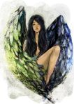 fallen angel by nancy0039