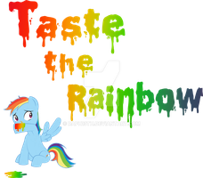 Taste the Rainbow by Raph13th