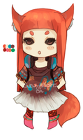 Tiny kemonomimi adoptable AUCTION (Open) by Suzu-Adopts