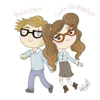 Pewds And Marzia by leeleecalgirl