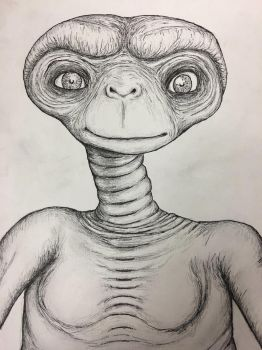 E.T.  by conwaysuccess