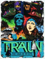 The Traun III poster in color. by ColbyBluth