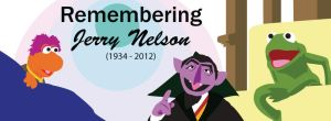 Remembering Jerry Nelson by Gr8Gonzo
