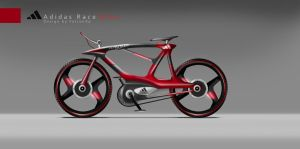 Adidas City Bike by FalconXp