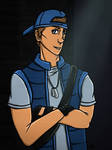 AU!Scout | commission by xMashykax