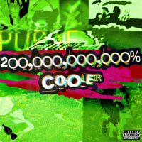 Pupae - 200,000,000,000% COOLER - cover art by Poowis