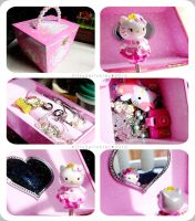 Princess HK Jewelry Music Box by Kitty-Sprinkles