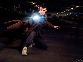 10th Doctor Who by SNTP