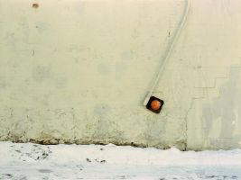 Wall with Cone by ChristopherSacry