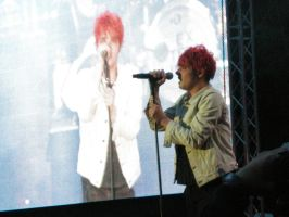 My Chemical Romance live 06 by Ashqtara