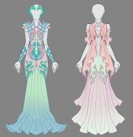 [OPEN 1/2] Dress adopt - Auction by onavici
