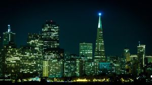 San Francisco Skyline by thevictor2225