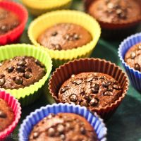 Colourful Muffins by Sarah-BK